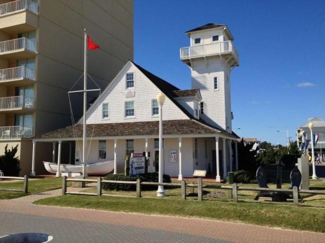 Old Coast Guard Station