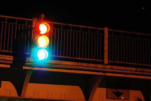 Traffic light   © Sean McGrath/Flickr