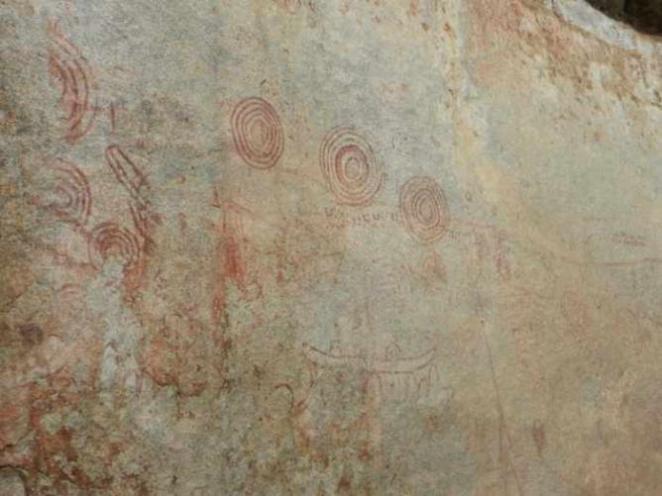 Nyero Rock Paintings | © Carsten Johannes M/WikiCommons