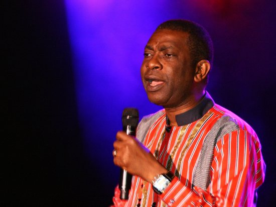 Quiz-Youssou N'Dour, 'Le Pitit Prince de Dakar'. Image from https://theculturetrip.com(Learn English With Africa)