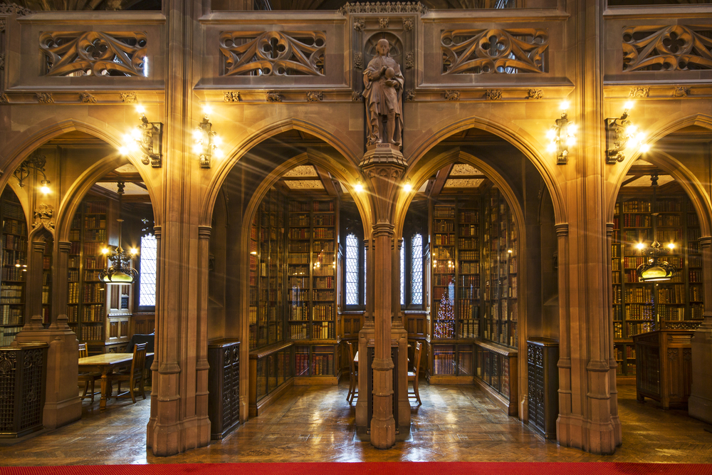 The Most Beautiful Libraries In The United Kingdom