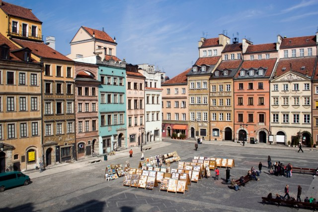 Image for Old Town Warsaw