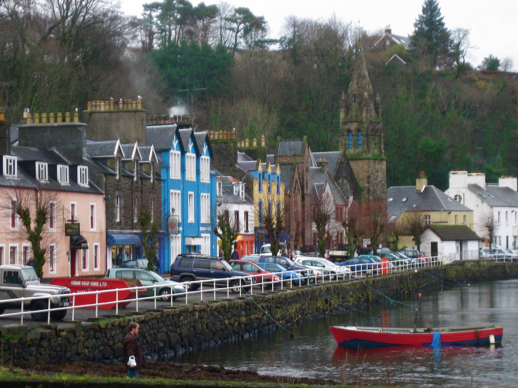 The 10 Most Beautiful Towns In Scotland