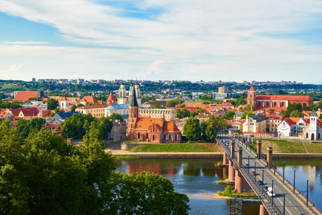 The Top 10 Things To See And Do In Kaunas Lithuania