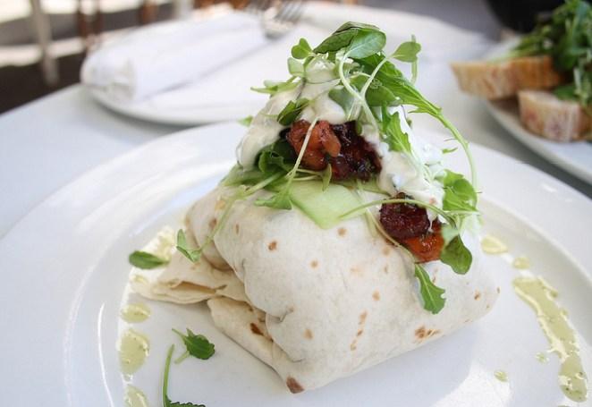 Breakfast Burrito at Salvation Café| ©Saaleha Bamjee/Flickr