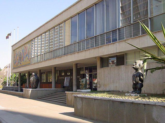 National Gallery Zimbabwe| © Awinda/WikiCommons