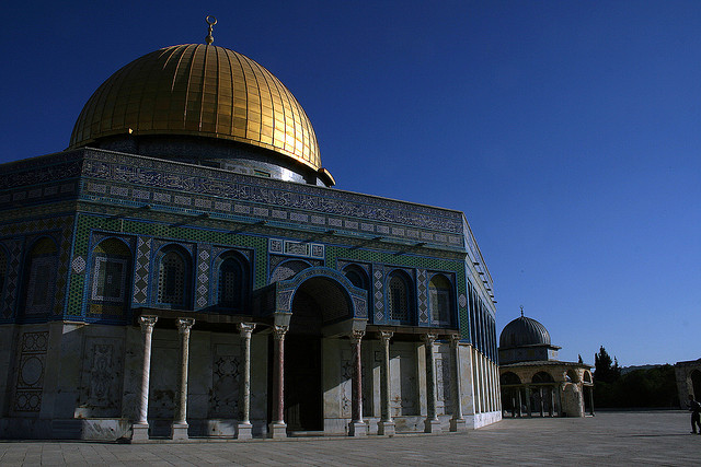 Al Aqsa Mosque | © Edoardo Costa/Flickr