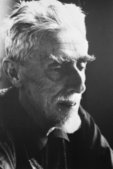 Photograph of M.C. Escher | © Carnby / WikiCommons