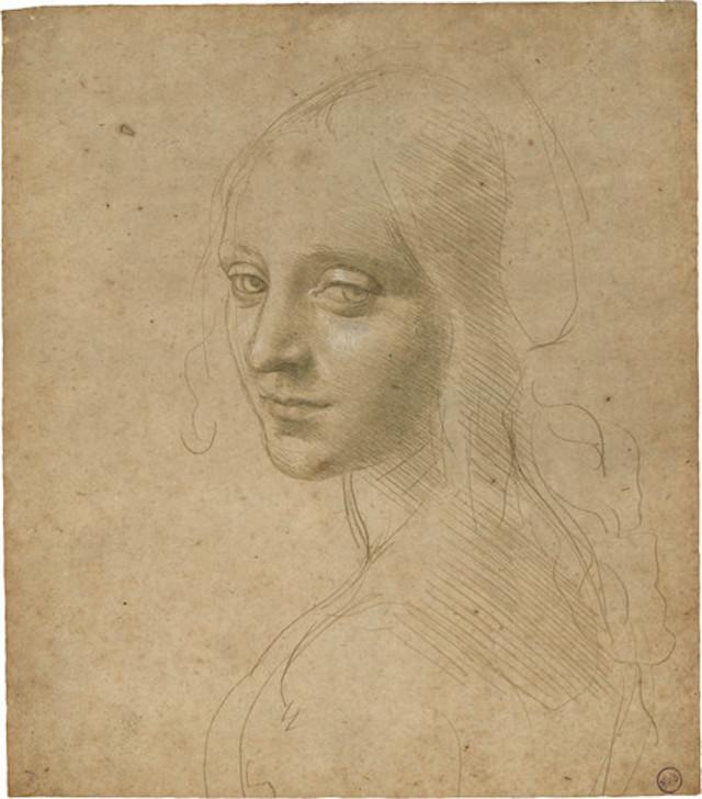 The 10 Works By Leonardo Da Vinci You Havent Seen Before