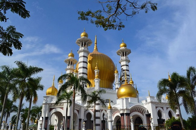 Ubudiah Mosque   © WikiCommons