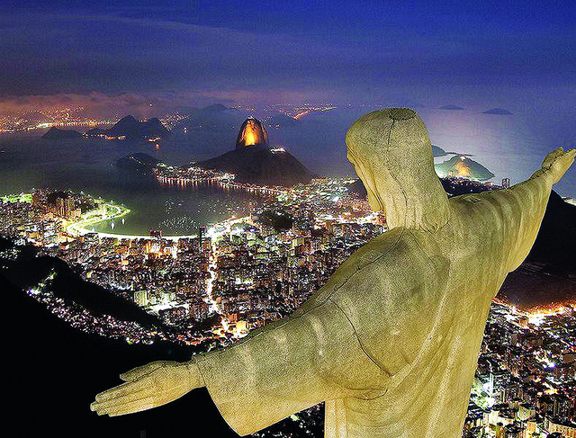 Christ the Redeemer in Rio de Janeiro | © PortoBay/Flickr