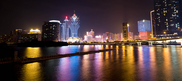 Macau Skyline | © Stefan Magdalinski/Flickr