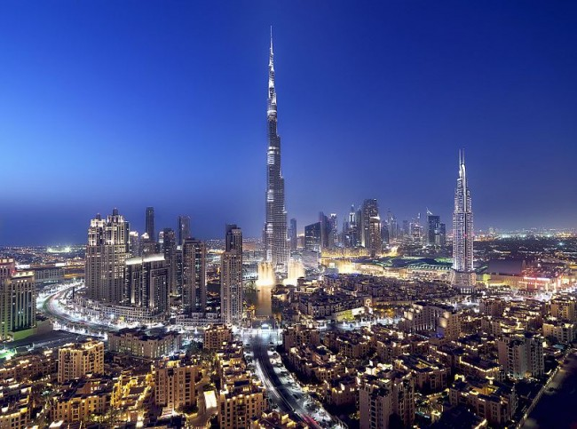 Downtown Dubai by Emaar Properties | © LConstantino/WikiCommons