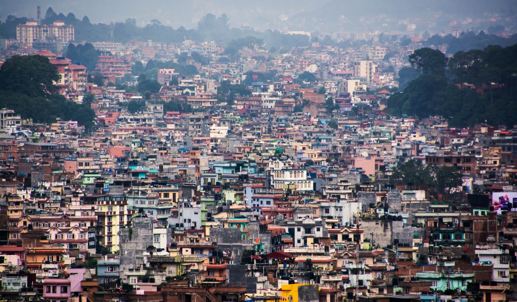 Kathmandu © Sharada Prasad CS/Flickr