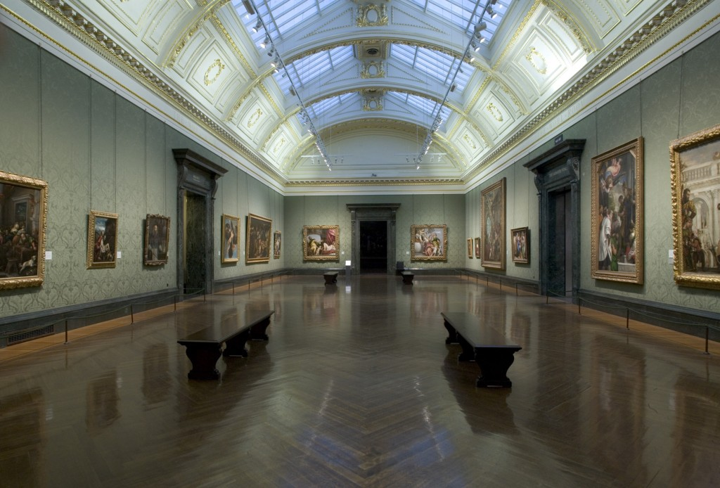 The History Of Londons National Gallery In 1 Minute