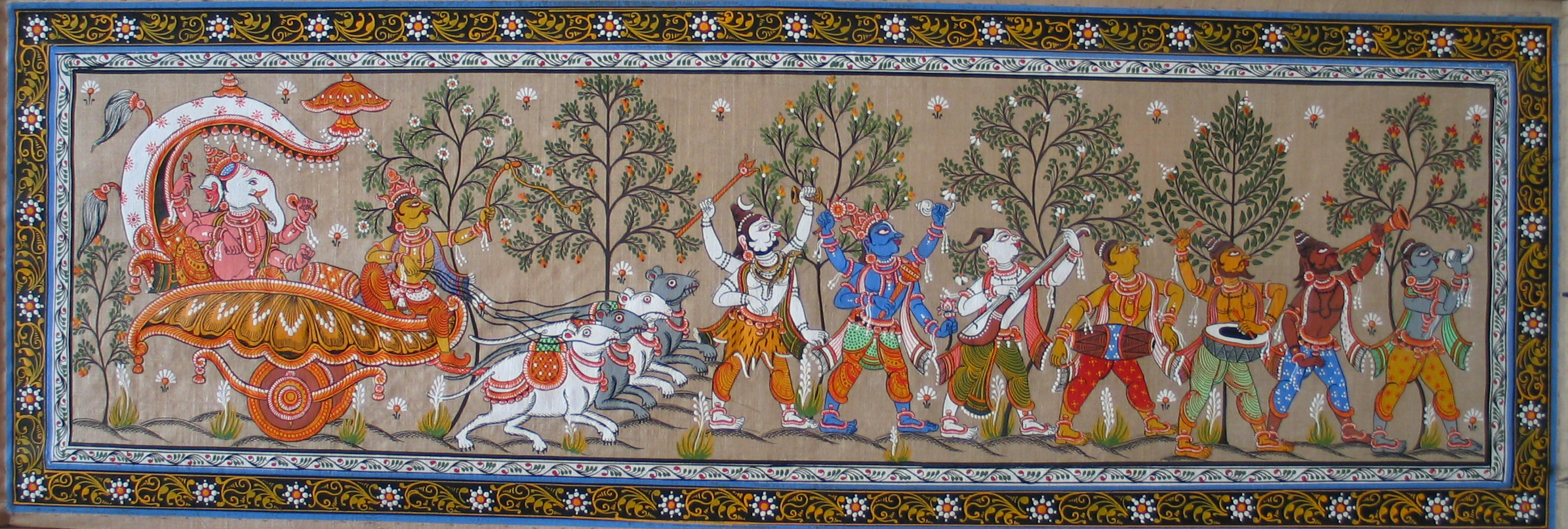 The Traditional Indian Painting Styles You Should Know