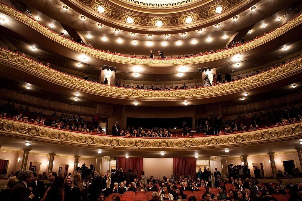 Rios Teatro Municipal A 1 Minute History