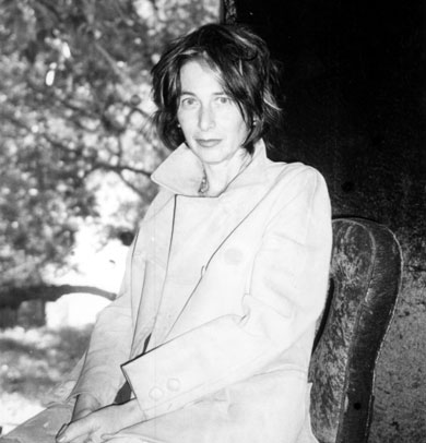 Chris Kraus | ©Semiotext(e) / Wikimedia Commons