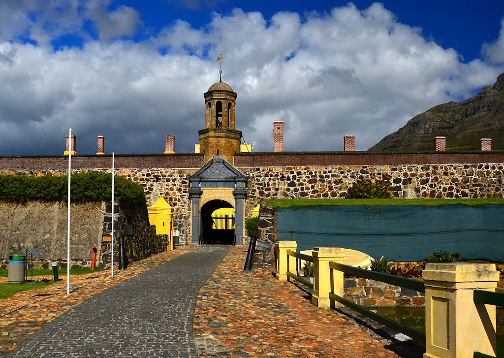 Image result for Castle of Good Hope in Cape Town, South Africa