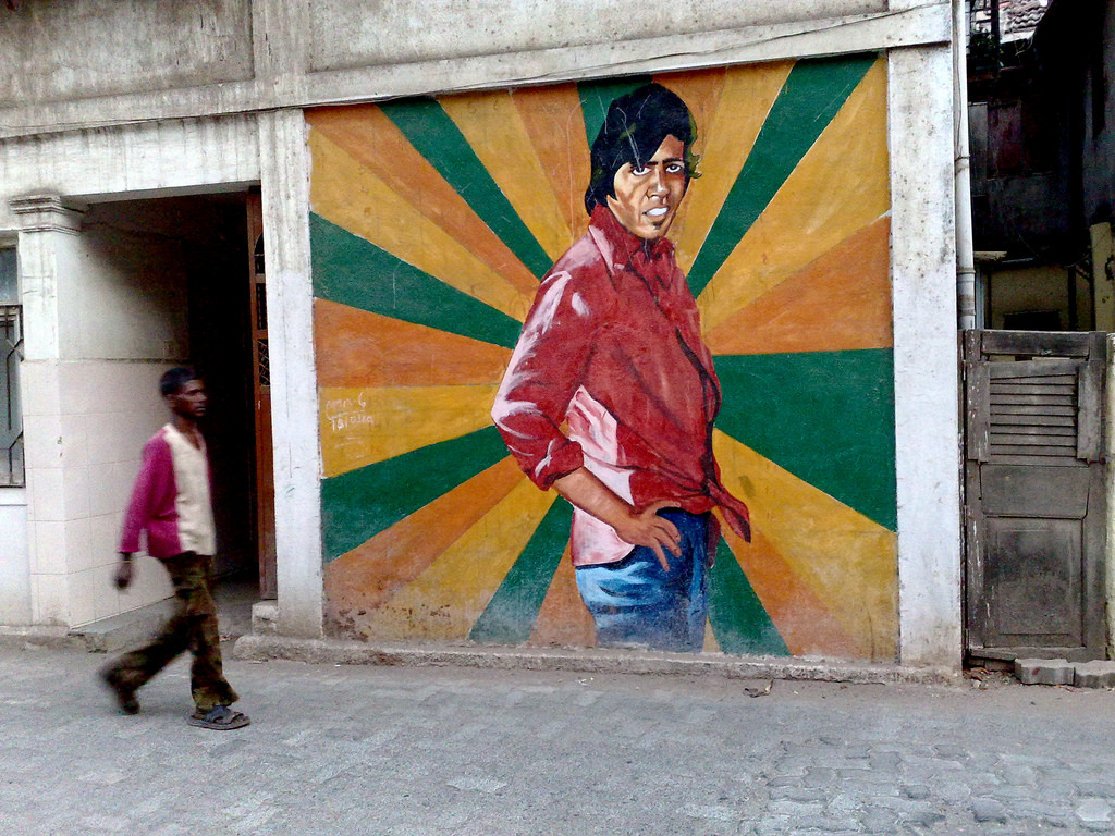 The Most Iconic Street Art In Mumbai