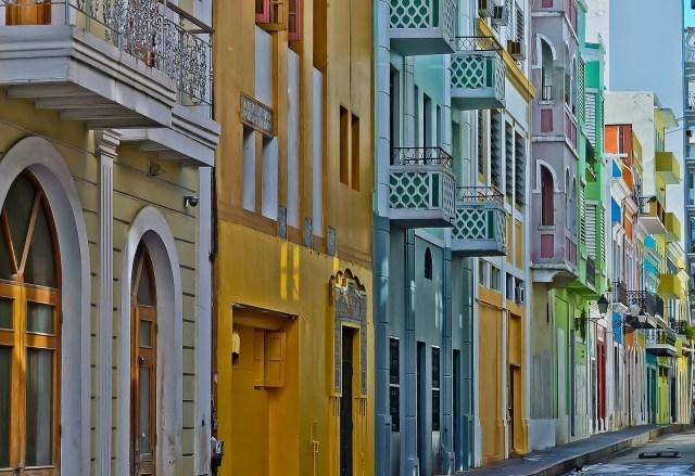 Old San Juan, Puerto Rico   © Sam valadi/Flickr
