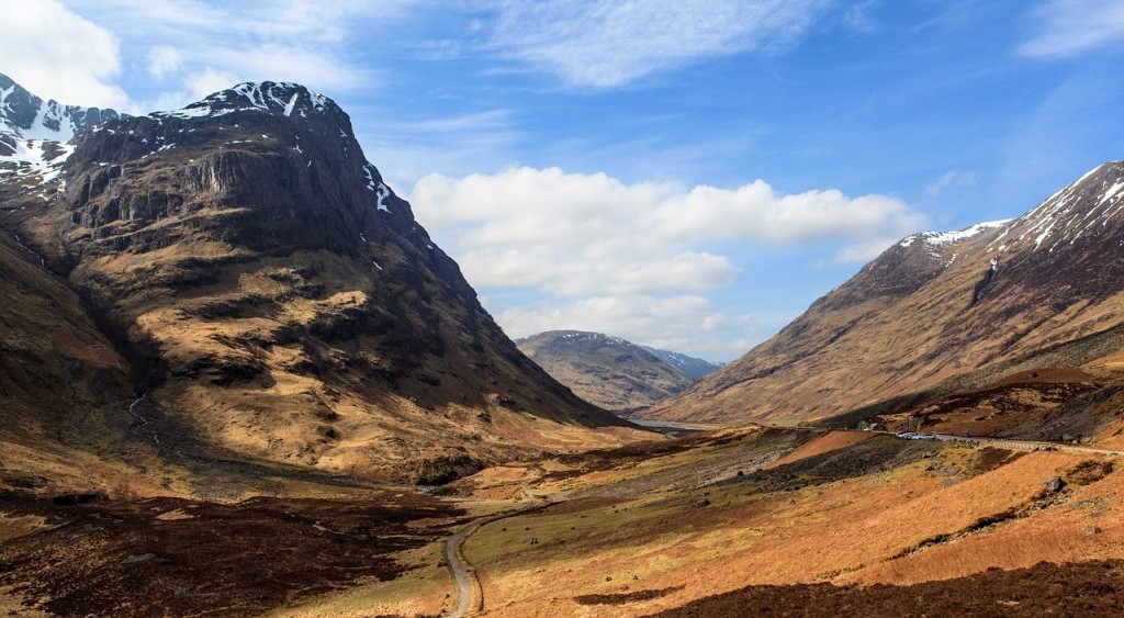 The Best Films Shot In The Valley And Surroundings Of Glen Coe
