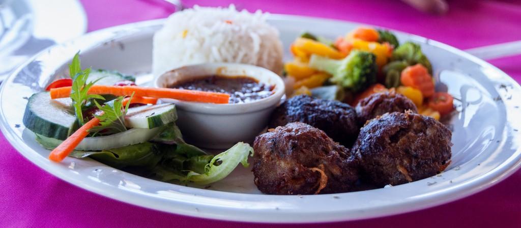 A dish from Bo-Kaap Kombuis © Meraj Chhaya/Flickr