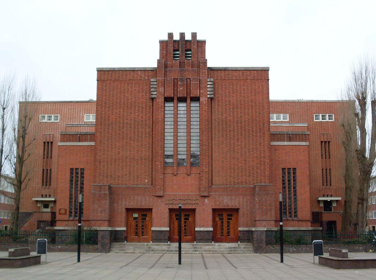 Where To Find Amsterdamse School Architecture In Amsterdam