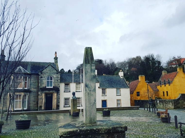 The village of Culross | © Culture Trip