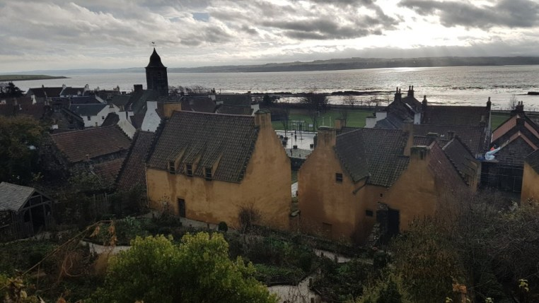 The village of Culross in Fife | © Culture Trip