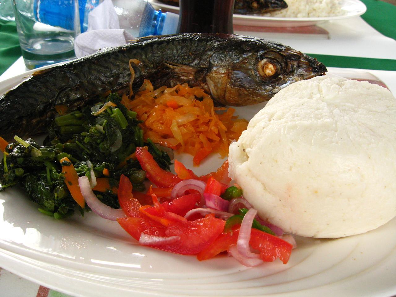 A Brief History Of Kenyan Dish Ugali