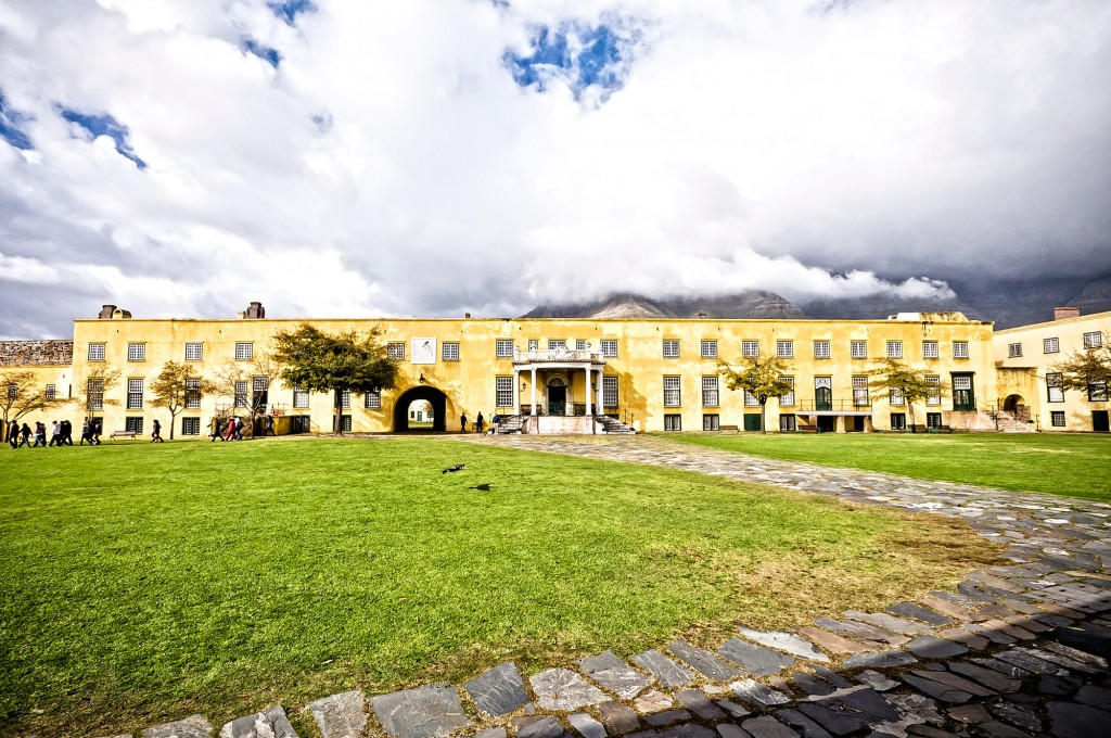 The Castle of Good Hope in Cape Town | © Victor Bergmann/Flickr