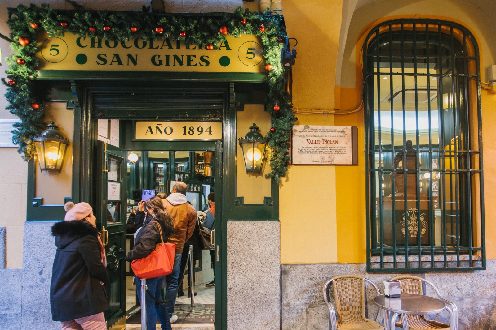 A Brief Introduction To San Gines Madrids Oldest