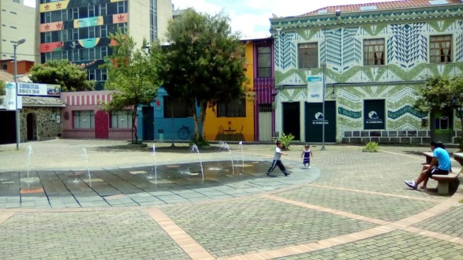 Plaza Borja Yerovi@Rick Segreda