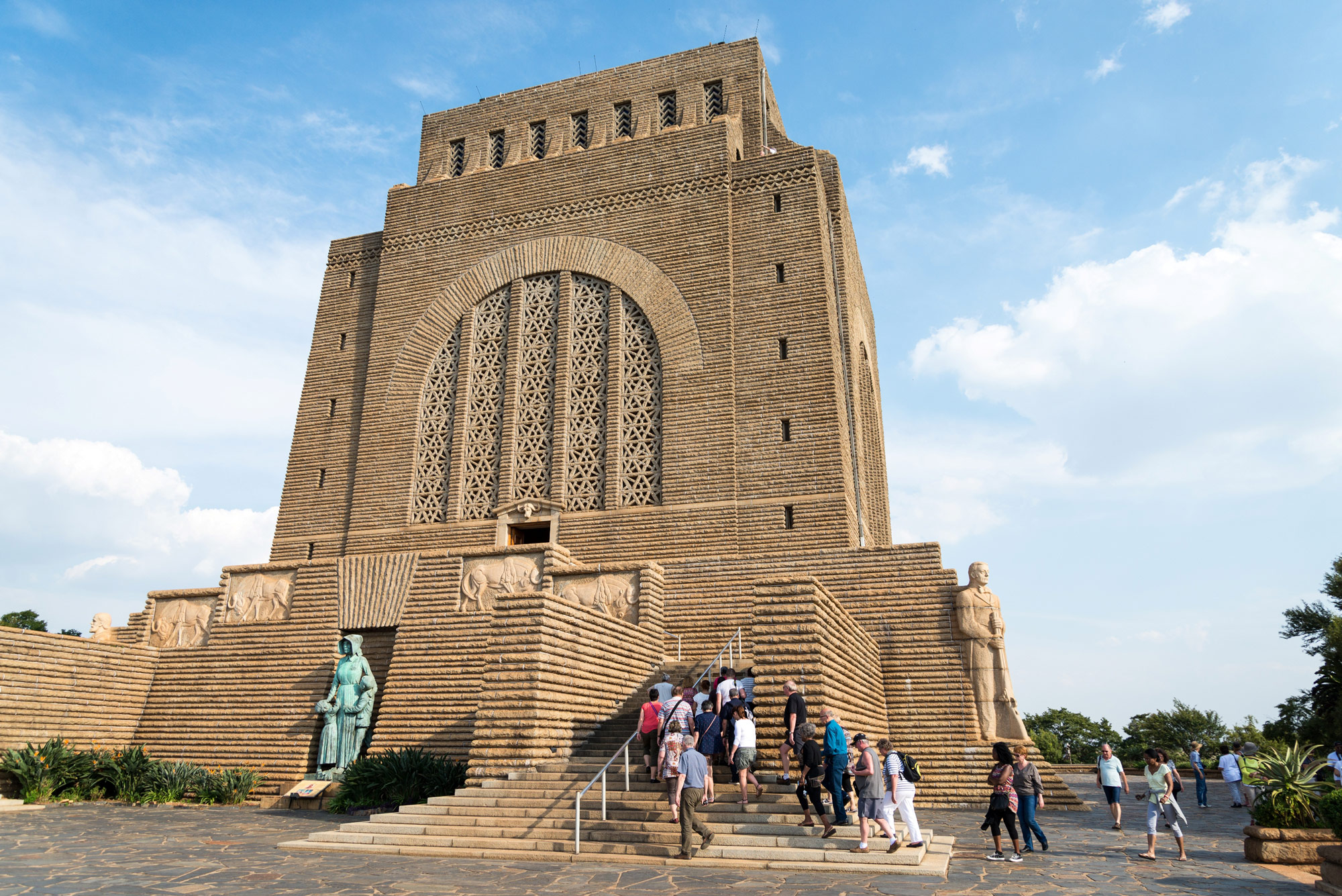 Landmarks Most Africa Famous