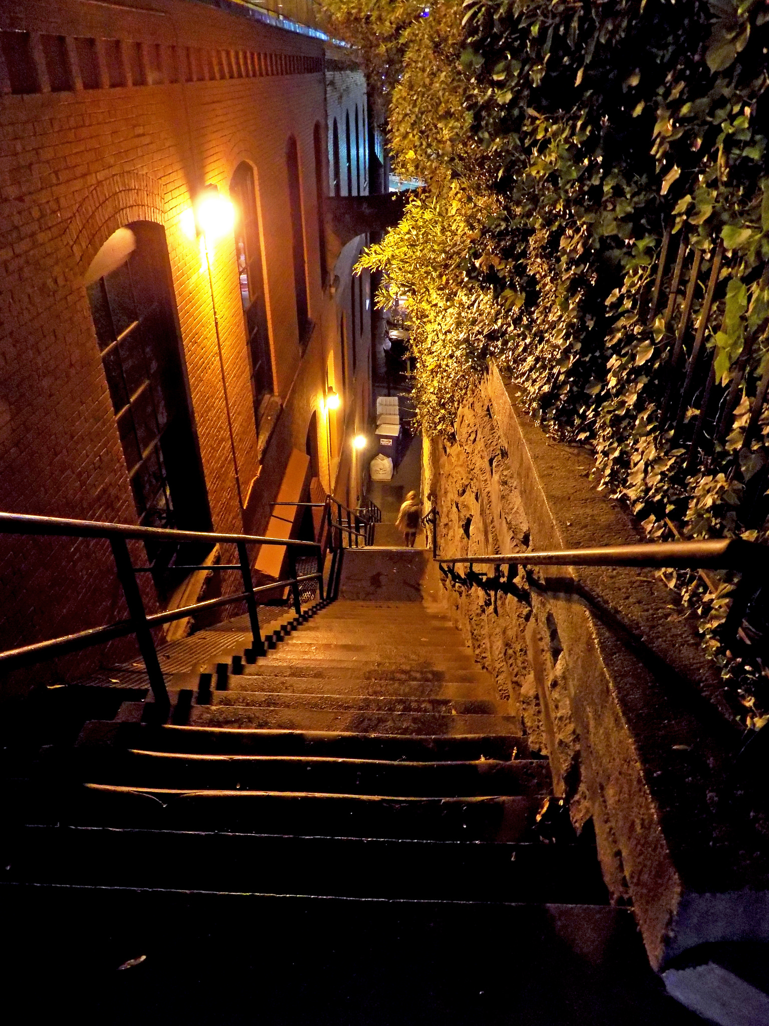 The Exorcist Steps DCs Most Frightfully Famous Staircase