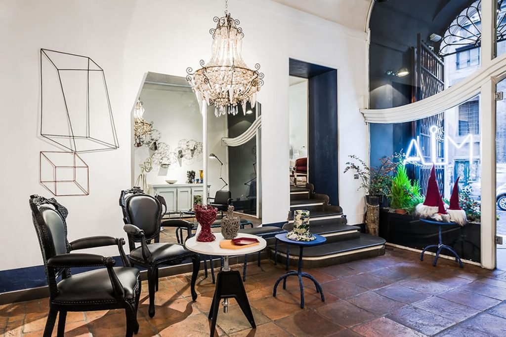 rome interior design