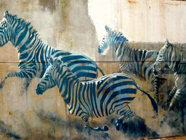 The Most Notable Street Art In Johannesburg