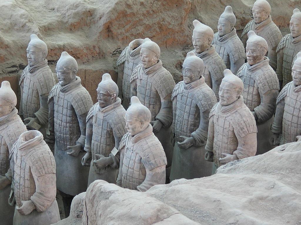 A Brief History Of China Qin Dynasty