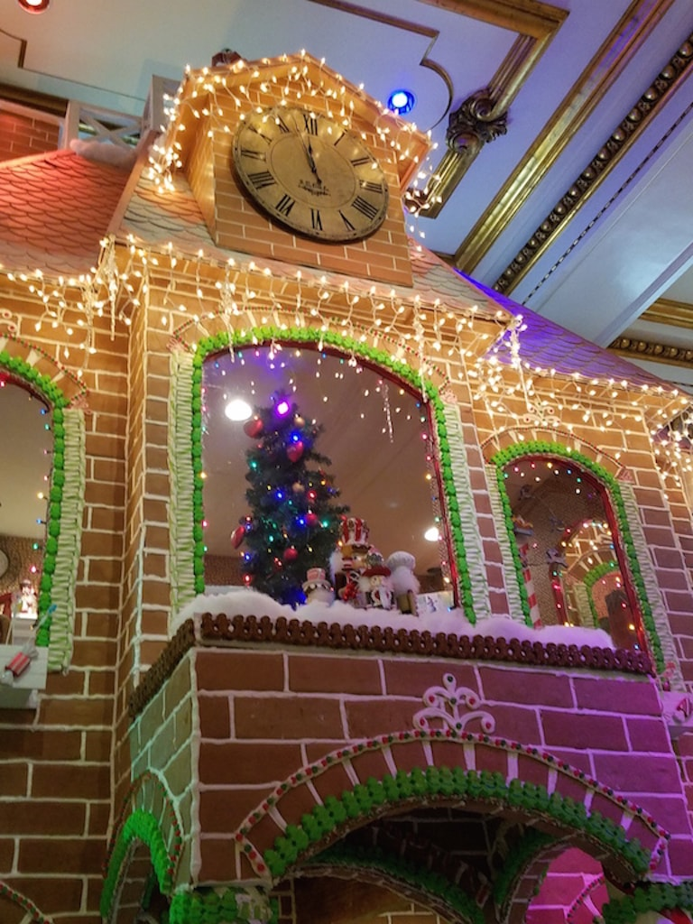 This American City Builds A Gigantic Gingerbread House