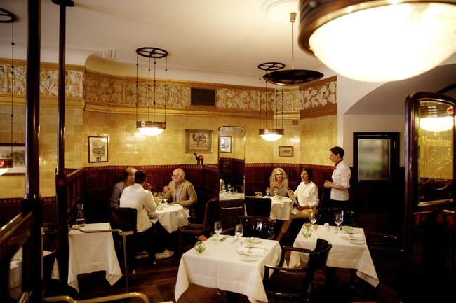Restaurant Cafe Landtmann Vienna