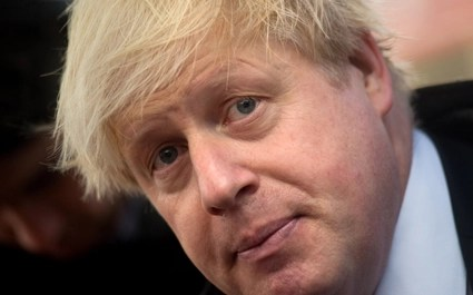Johnson's 'charm' officially runs out