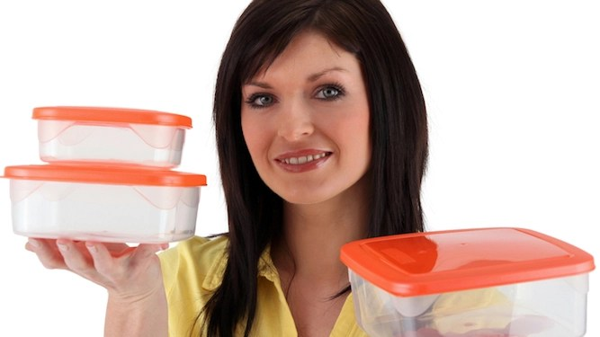 Women more likely to reach orgasm after buying Tupperware