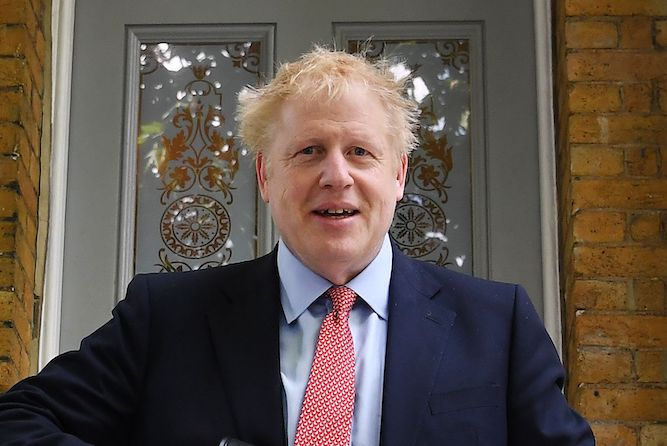 'F**king grasses will get theirs when I'm PM' vows Johnson