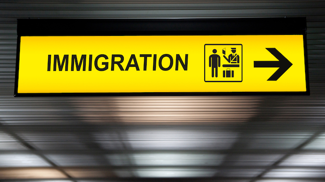 How the UK's immigration points system will work