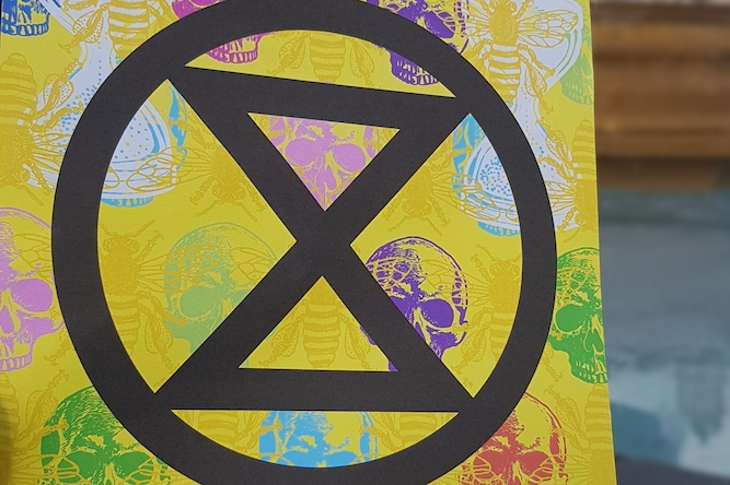 How to get 'the lads' to join Extinction Rebellion by telling them it's a stag do