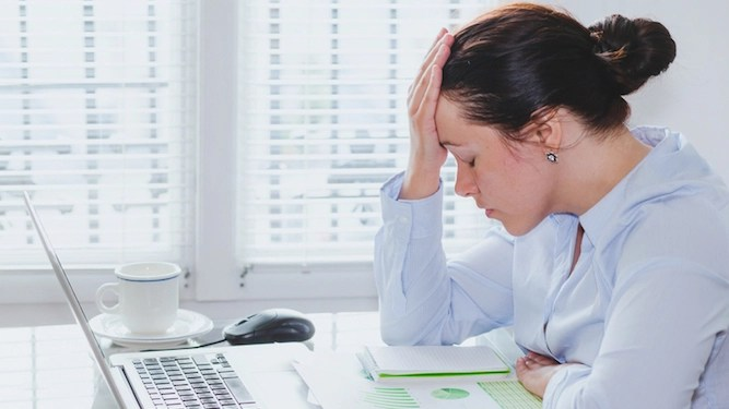 Are you suffering from burnout or are you just hungover all the time?