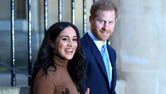 'Sex Royal': Six alternative brands for Harry and Meghan