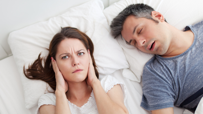Are you a psychopath or do you sleep next to someone who snores?