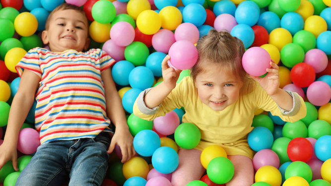 Mum never thought she'd be so desperate to visit a soft play centre